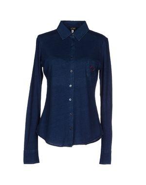 蓝色 ARMANI JEANS Shirt