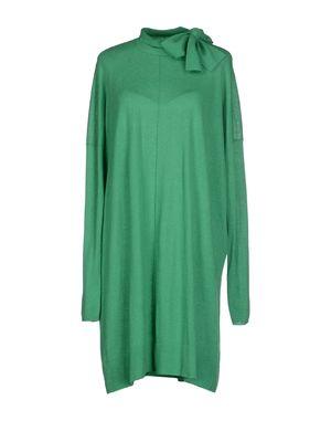 绿色 HOSS INTROPIA 短款连衣裙