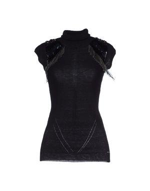 黑色 ANNARITA N. 圆领针织衫
