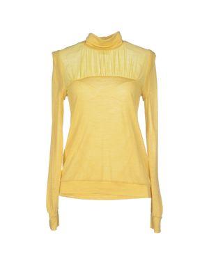 黄色 PF PAOLA FRANI T-shirt