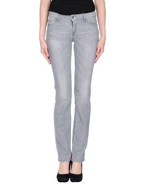 灰色 LIU •JO JEANS 牛仔裤