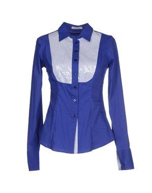 蓝色 PINKO GREY Shirt