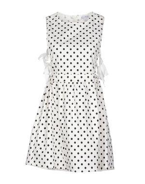白色 KLING 短款连衣裙