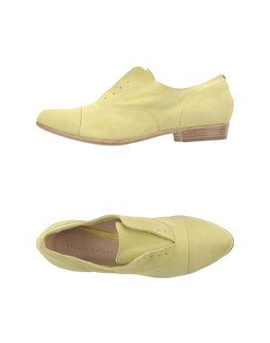 荧光绿 MANILA GRACE 船鞋