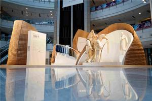 ICICLE之禾二十周年静态巡展首展于上海港汇广场开幕