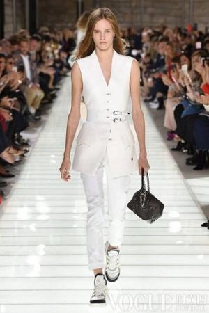 Louis Vuitton2018春夏时装秀