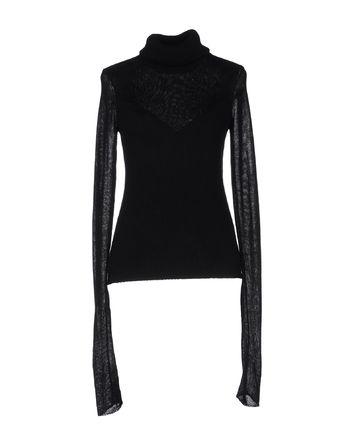 黑色 MALO 羊绒针织衫
