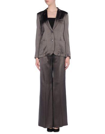 铅灰色 ASPESI 女士西装套装