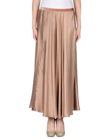 浅棕色 MES DEMOISELLES 长裙