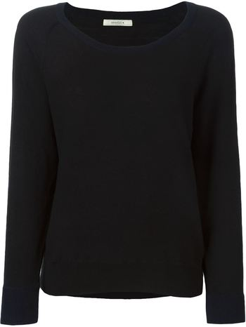 SESSUN crew neck sweater
