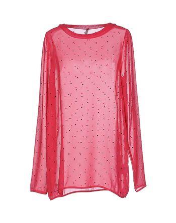 玫红色 SCEE BY TWIN-SET 女士衬衫