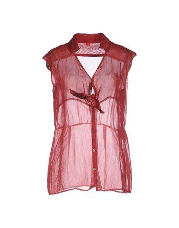 红色 BOSS ORANGE Shirt