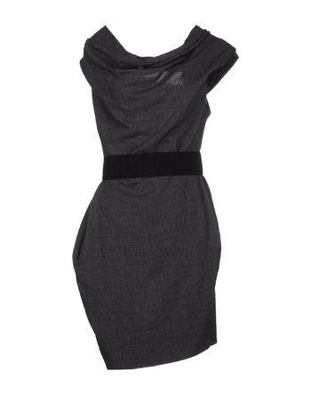 灰色 HANITA 短款连衣裙