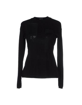 黑色 DIRK BIKKEMBERGS SPORT COUTURE 套衫