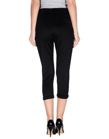 黑色 HANITA 七分裤
