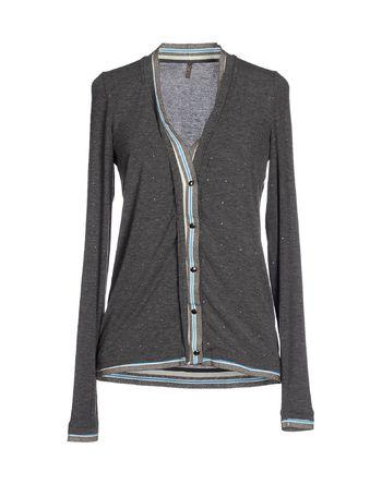 灰色 AVIÙ 针织开衫