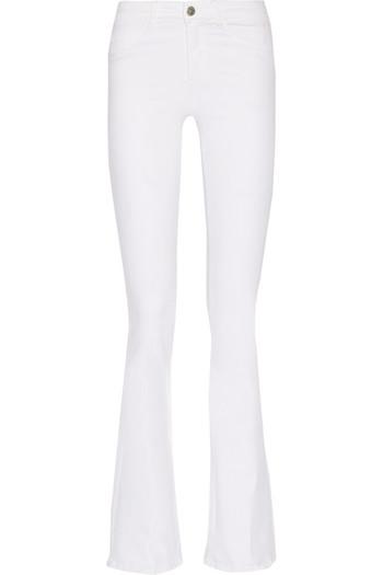 The Bodycon Marrakesh 高腰喇叭牛仔裤