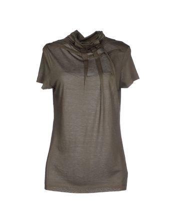 军绿色 BLAUER T-shirt