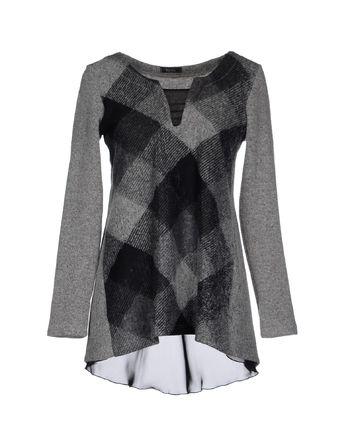 灰色 HANITA 套衫