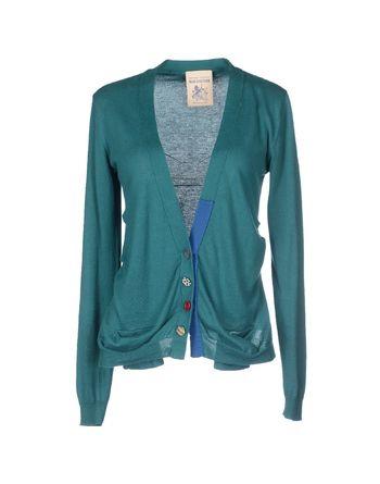 绿色 SEMI-COUTURE 针织开衫