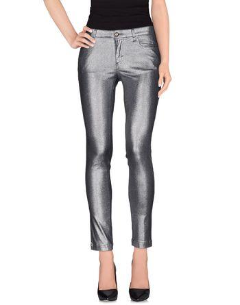 银色 JUCCA 牛仔裤