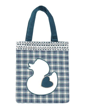 绿色 DUCK FARM Handbag