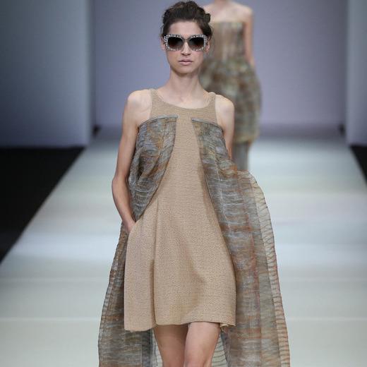 Giorgio Armani2015春夏时装秀
