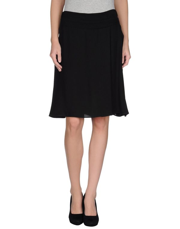 黑色 MARNI 及膝半裙