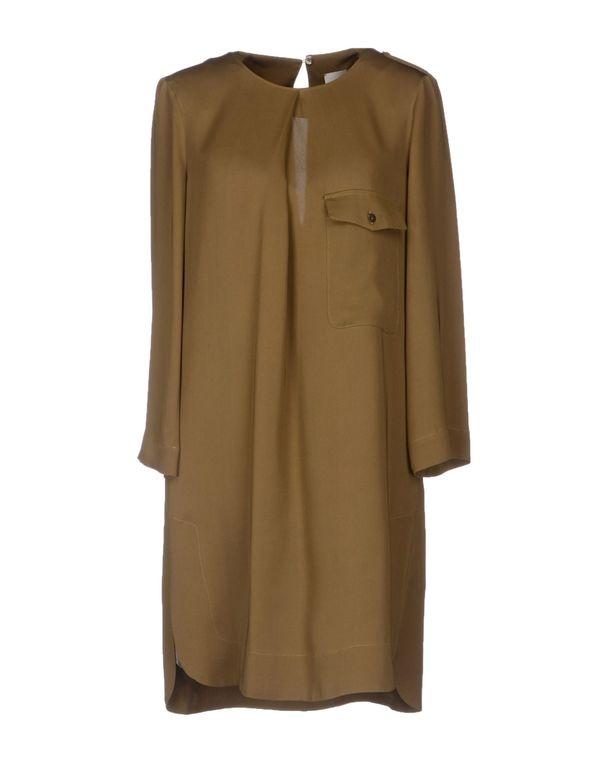 军绿色 ...À_LA_FOIS... 短款连衣裙
