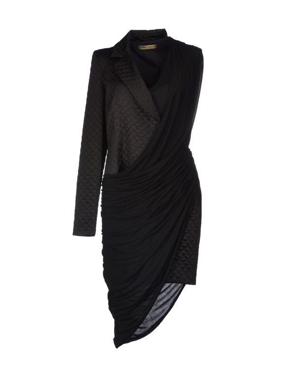 黑色 FRANKIE MORELLO 短款连衣裙