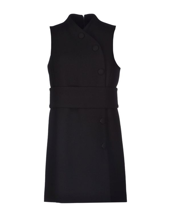 黑色 PROENZA SCHOULER 短款连衣裙
