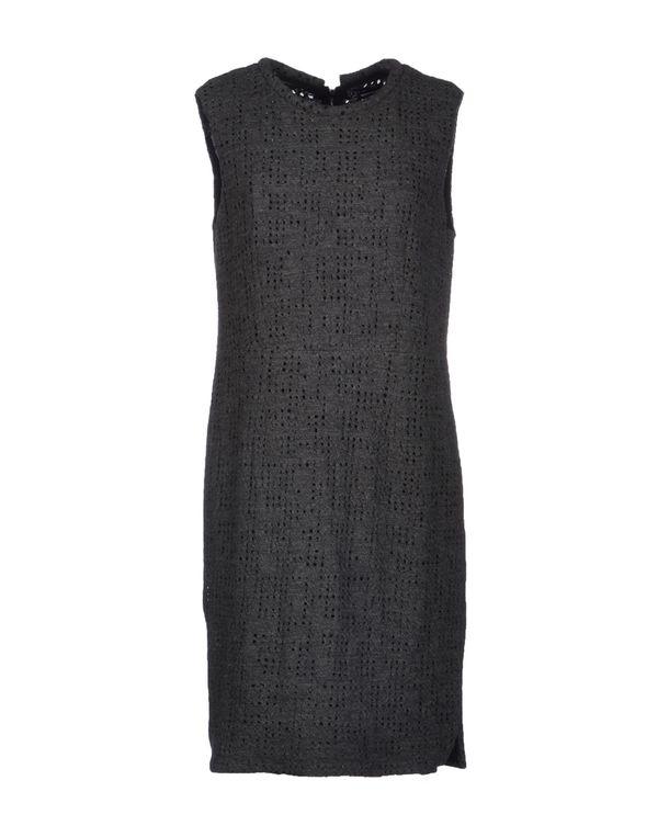 铅灰色 NEW YORK INDUSTRIE 短款连衣裙