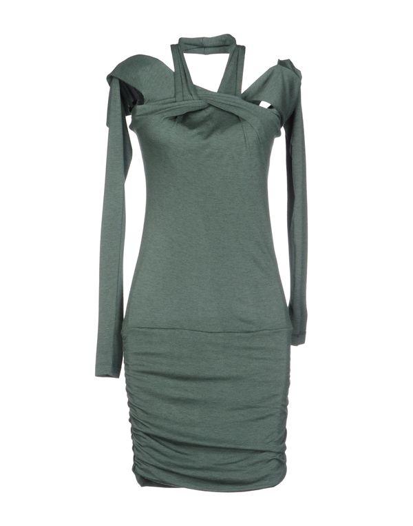 绿色 PINKO 短款连衣裙