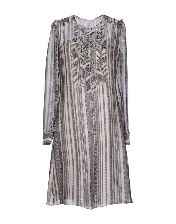 象牙白 VALENTINO ROMA 短款连衣裙