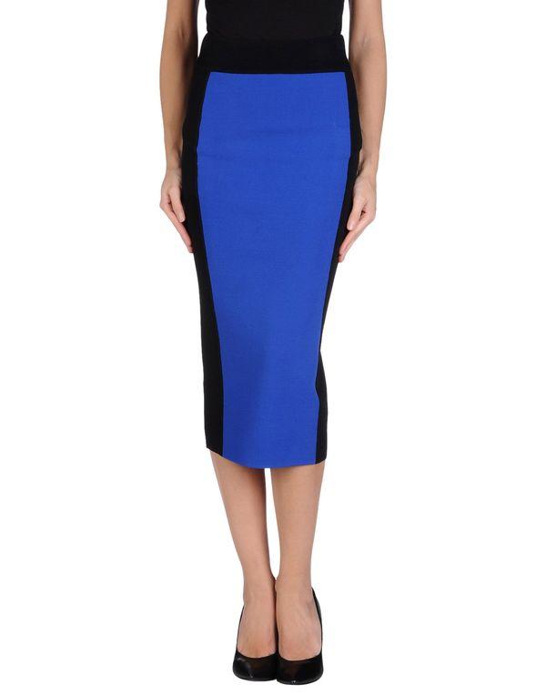 蓝色 MICHAEL KORS 半长裙