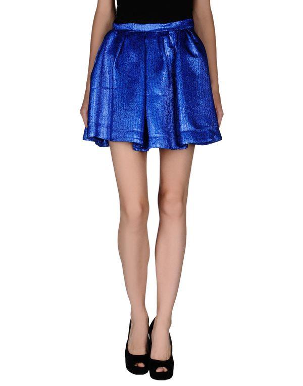 中蓝 MSGM 超短裙