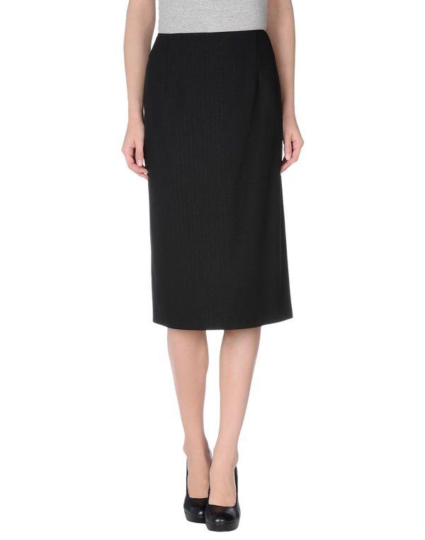 黑色 MARIA GRAZIA SEVERI 半长裙