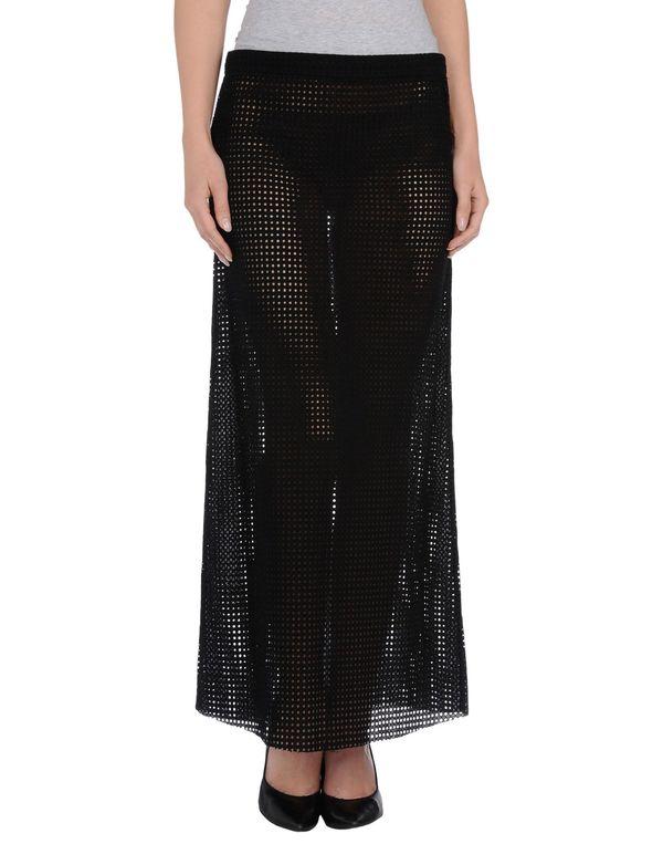 黑色 M.GRIFONI DENIM 长裙