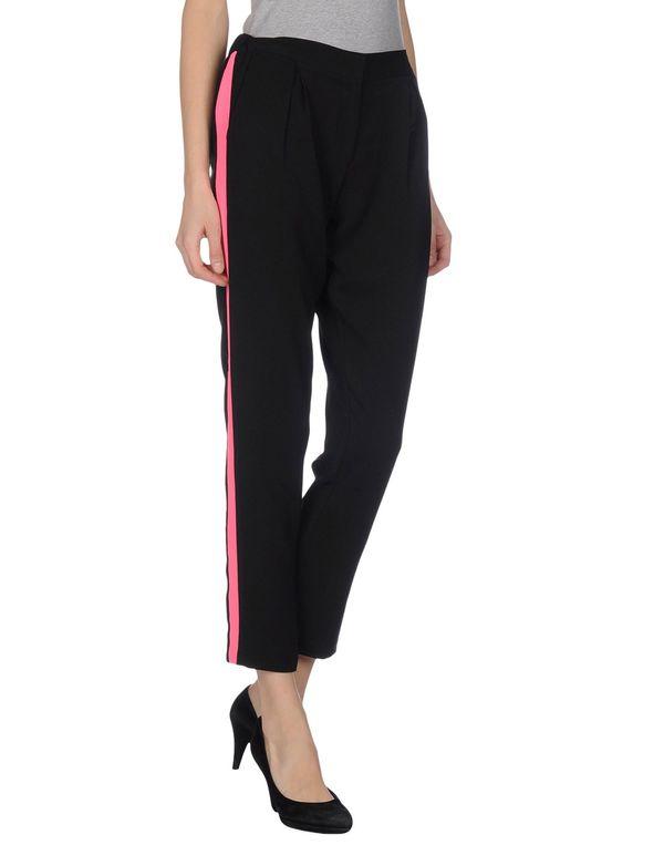 黑色 EMMA COOK 裤装