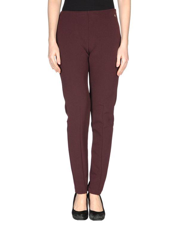 深紫 TWIN-SET SIMONA BARBIERI 裤装