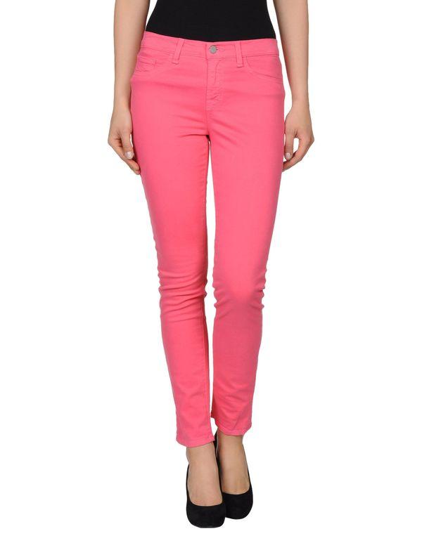 浅紫色 J BRAND 裤装