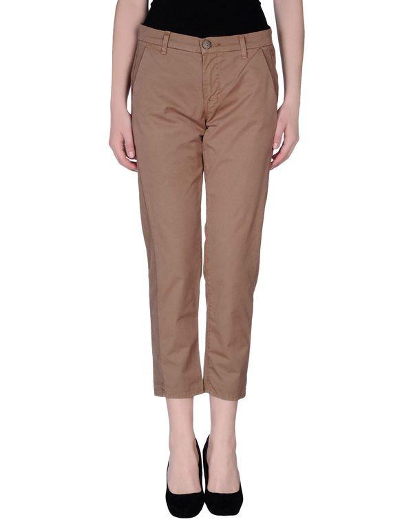 浅棕色 J BRAND 七分裤