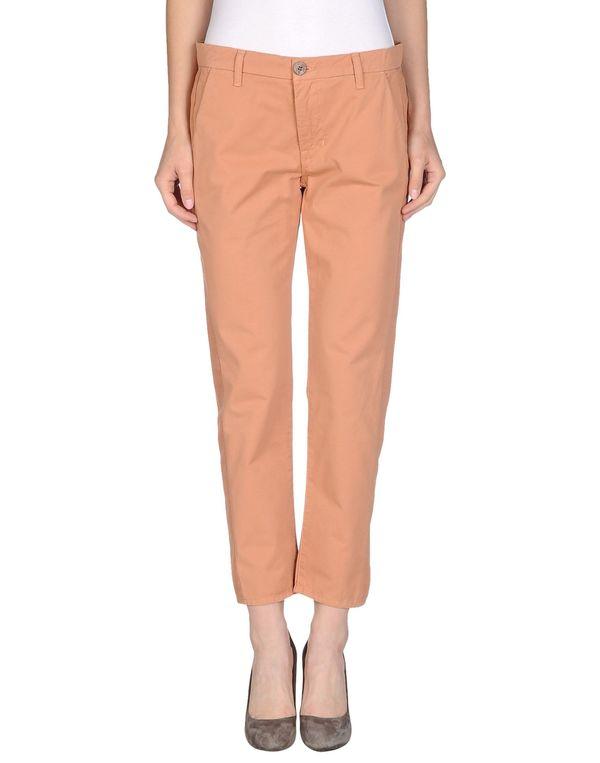 棕色 J BRAND 七分裤