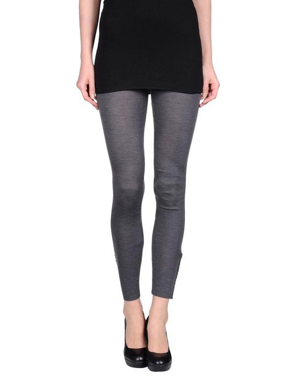铅灰色 PINKO BLACK 打底裤