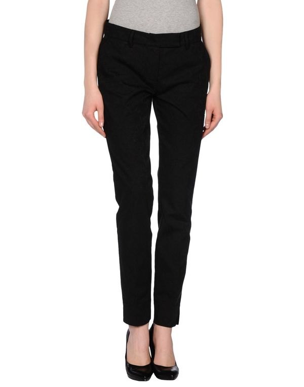 黑色 MANILA GRACE 裤装
