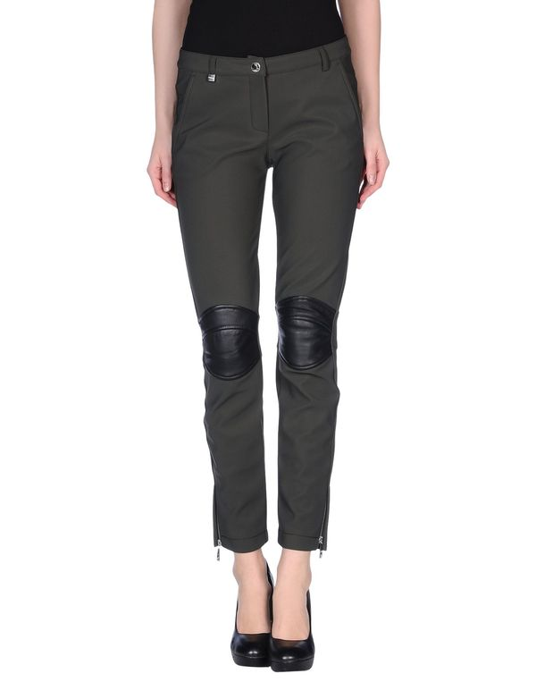 深绿色 PINKO BLACK 裤装