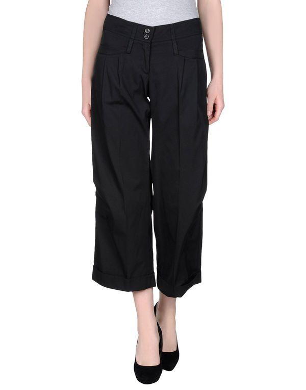黑色 ERMANNO SCERVINO 裤装