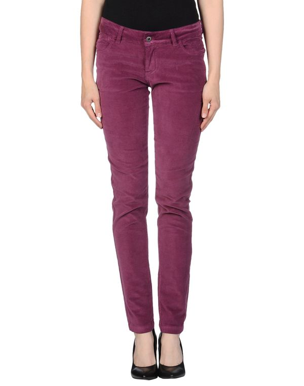深紫 PIANURASTUDIO 裤装
