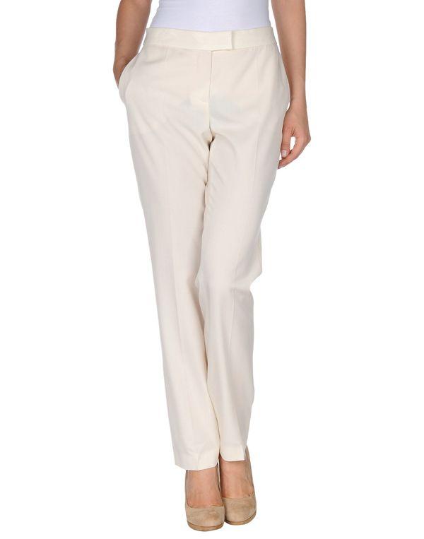 白色 MOSCHINO CHEAPANDCHIC 裤装