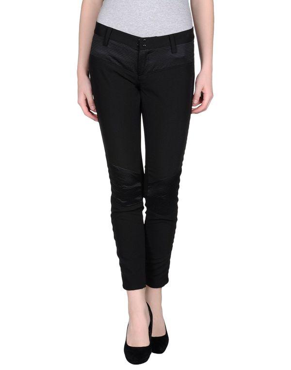 黑色 REPLAY 裤装